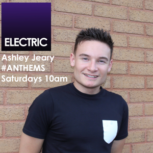 ANTHEMS with Ashley Jeary - 8.7.17