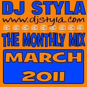 DJ STYLA - Mini Mix - March 2011