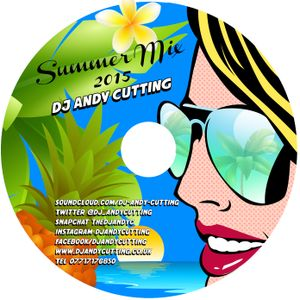 DJ Andy Cutting Summer Mix 2015