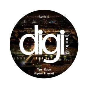 Digicast Ten - Egon (Lyon - France) - April '11