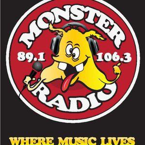Breakfast Show On Monster Radio 23.2.2016