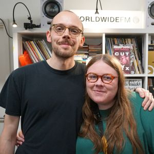 Emma-Jean Thackray with Hector Plimmer // 23-10-19