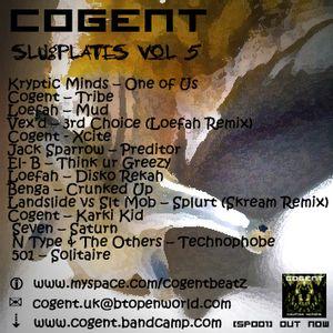 Cogent - Slugplates Vol 5