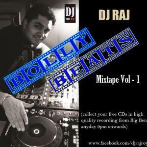 Bolly Beats Vol1 DJ Raj Roy Mixtape