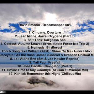 David Emonin - Dreamscapes 001