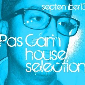 pas cam house selection september13