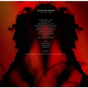 Echoscope Promomix 2 - Aura Fresh - Live Pa