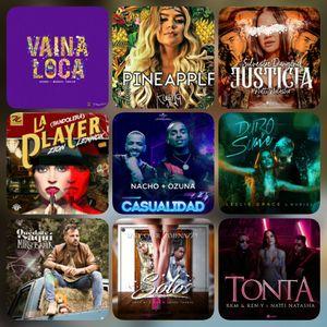 Mix Septiembre 2018 - Oscar Valencia DJ