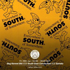 Dog Kennel Bill B2B South East Connection B2B Samba - 28th July 2017