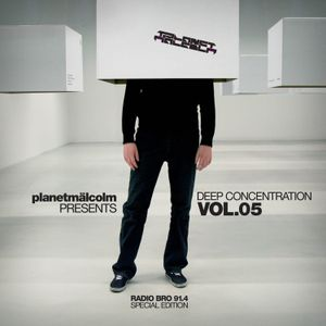 planetmälcolm - Deep Concentration Vol.05-Radio BRO 91.4 Special Edition