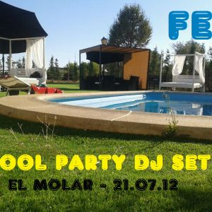 FEL @ POOL PARTY (EL MOLAR) 21.7.12 part1