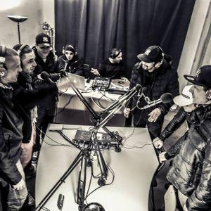 La nuit du loup#22 sur radio MNE avec Street Wal/Monsieur H / Noly Bes et Fred