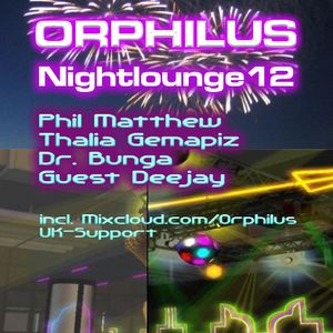 Phil Matthew @ Orphilus Nightlounge 12 (31.12.2013)