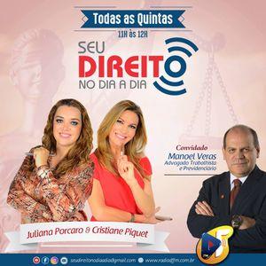 PROGRAMA - SEU DIREITO NO DIA A DIA - 03.01.2018
