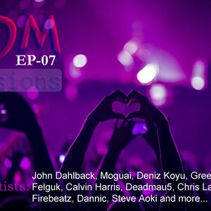 EDM Sessions EP-07 [2013] (Mixed by DJ ISHQ)