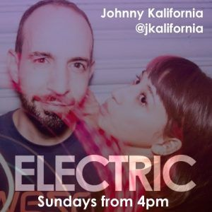 Johnny Kalifornia - 11.09.16: MUSIC-ONLY EDITION