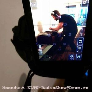 Moondust - KLTN RadioShow@Drums.ro Radio ( April2017 )