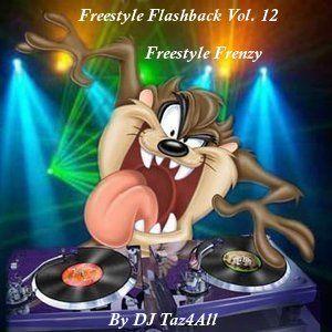 Freestyle Flashback Vol. 12 - Freestyle Frenzy