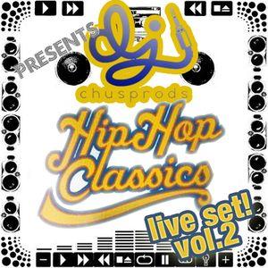 hip hop classics live set vol.2