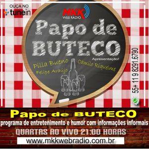 Programa Papo de Buteco 21.12.2016 - Ricardo Pilla Camilo Riquelme Felipe Araujo e Marcelo do Samba