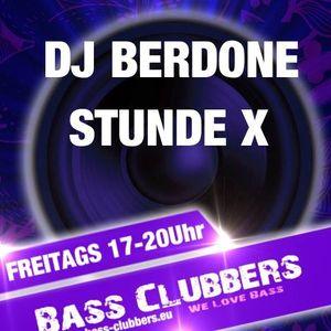 DJ BERDONE(STUNDE X) - CLUBSOUNDS 28.09.2018