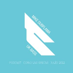 MIKE DUBFLAMA - UK BASS PODCAST