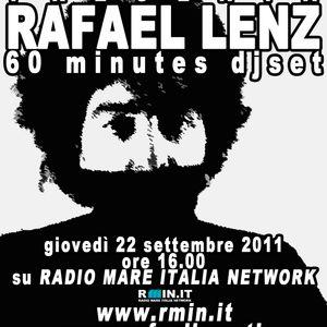 Rafael Lenz @ Radio Mare Italia Network (21/9/2011)