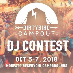 Dirtybird Campout  West 2018 DJ Competition: – LEX