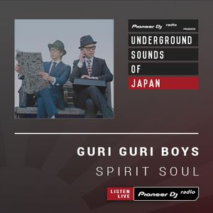 Namy - Spirit Soul #014 (Guests - Guri Guri Boys) (Underground Sounds Of Japan)