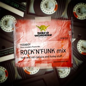 YODABOY Rockandroll & Funk mix (edit) 2010