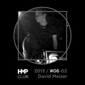 HMPclub 2013 / #06-02 Sesión: David Meiser
