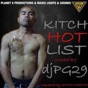 KITCH HOT LIST mixed by dj PAUL GUEVARRA
