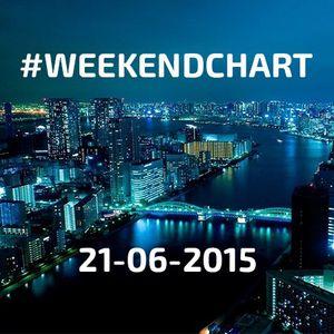 Denis Swift - #WEEKENDCHART 21-06-2015