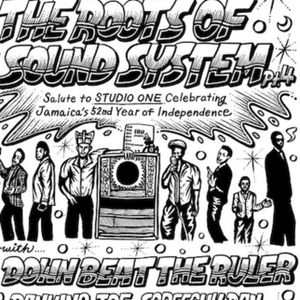 ++ ROOTS OF SOUND SYSTEM PART 4: TRIBUTE TO STUDIO 1 - DOWNBEAT SELECTION ++