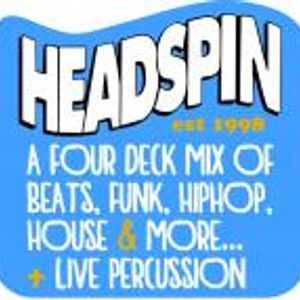 Colin Millar+LDJB - Headspin 7th Birthday Mix '05