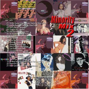 80〜90'sEurobeat『Minority Mix 2』
