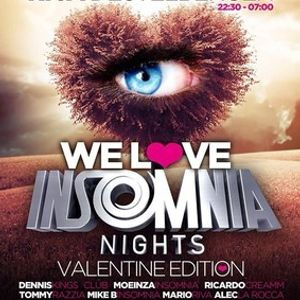 dj's Ricardo vs Tommy @ Club Riva - Insomnia Nights 15-02-2014