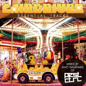LAIRDRIVER ESSENTIAL TRACKS vol1- All original self produced Tracks and Remixes