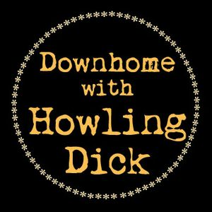 DOWNHOME with Howling Dick 101 (Ian Siegal vs The Blues Police Part 2)