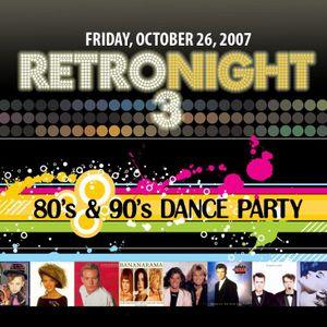 Bex Retro Night 3 Party Mix Part 1