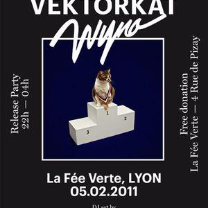House, Butts and Bleeps - Live @ La Fée Verte, Lyon (2011.02.05)