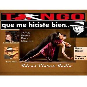 Tango que me hiciste bien.. 23 03 2015
