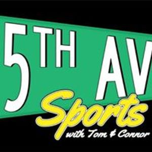 5th Ave Sports #12 w/ Tom and Connor