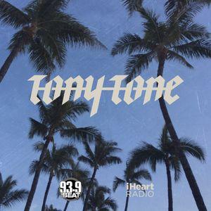 TonyTone Live Mix for 93.9 The Beat HONOLULU (6.3.17)