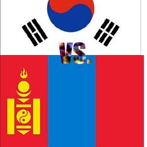 Korea vs. Mongolia crazy mix