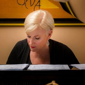 The Bill King Show with composer/keyboardist Diane Roblin CIUT 89.5 FM