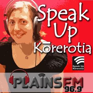 Speak Up – Korerotia-12-07-2016 Citizen Media