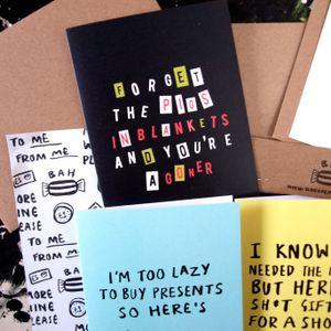Ep 51: Alternative greetings cards design with Lauren Goodland (Dorkfeatures)