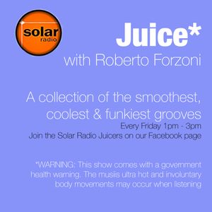 Juice on Solar Radio 29th April 2016 Presented by Roberto Forzoni