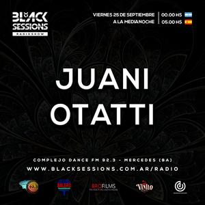 Black Sessions 108 - Juani Otatti